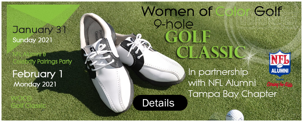 Women Of Color Golf Inaugural Golf Classic 2021