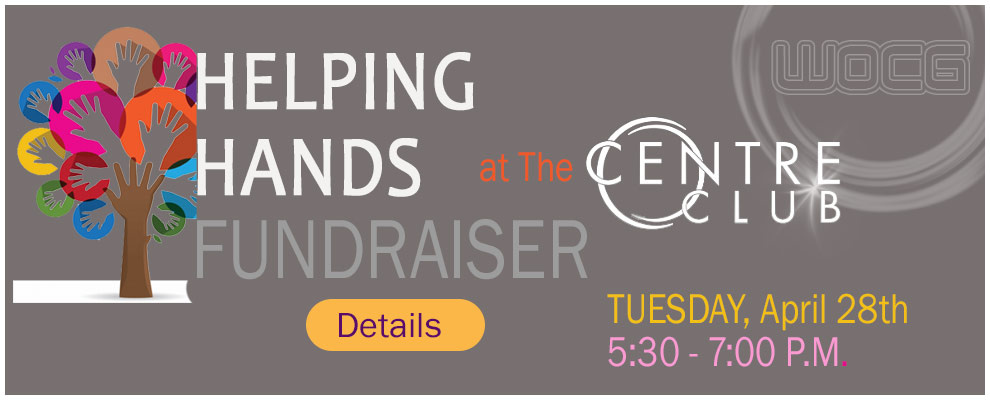 Helping Hands Happy Hour Fundraiser