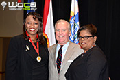 WOCG at the 27th Annual City Of Tampa Black History Celebration 2015