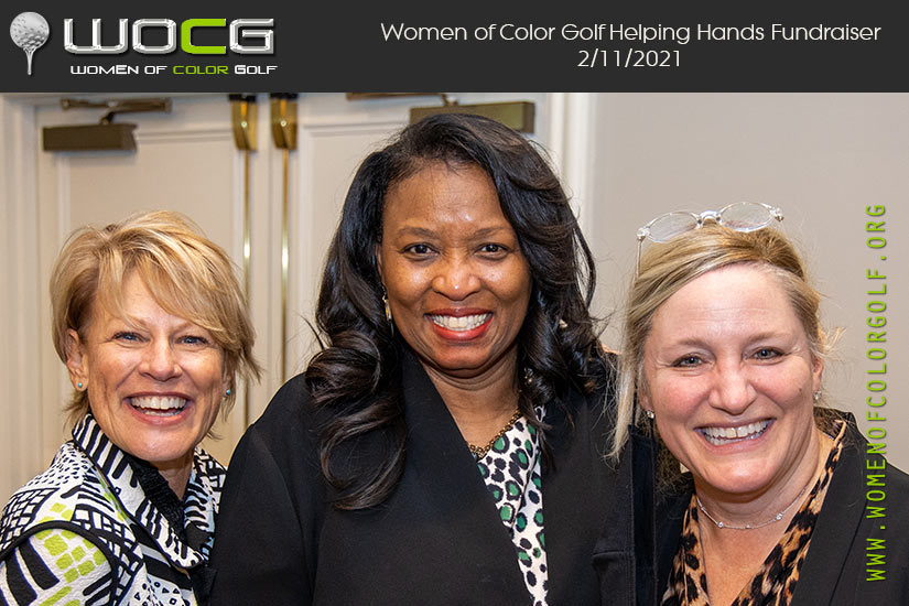Women Of Color Golf PGA TOUR Charity Of The Year 2020