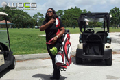 Clemmie Perry, Black Enterprise Golf & Tennis Challenge, PGA, West Palm Beach, FL 9/26/2014