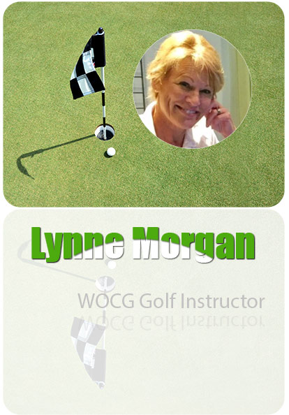 Lynne Morgan Golf Instructor