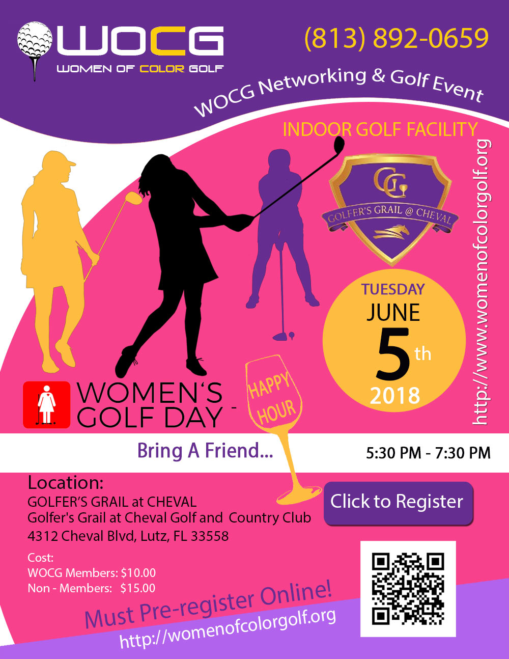 Women Golf classes in Tampa