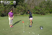 Women Of Color Golf Instruction