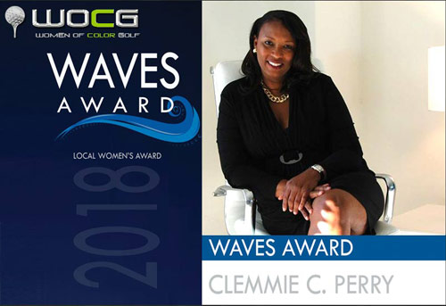 The Centre For Women Paying tribute to a local woman Clemmie C Perry who has turned the tides for women's leadership in our Tampa Bay community