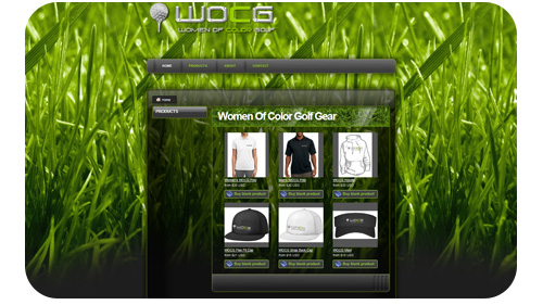 Go to Women Of Color Golf Store