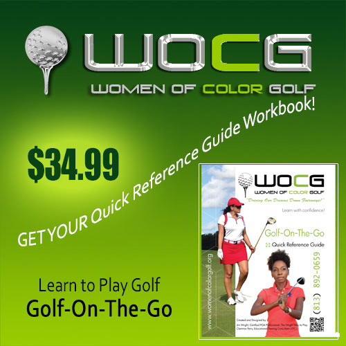 Learn To Play Golf Manual