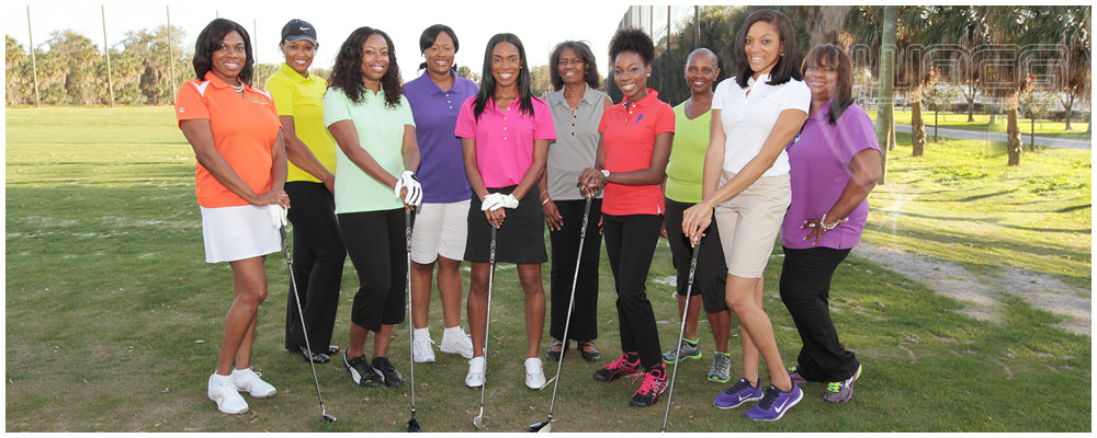 2016 Women Of Color Golf WOCG
