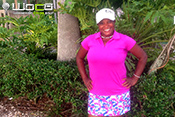 Professional Golfer, Alice Brown joins efforts with WOCG to promote and encourage women of color to play golf