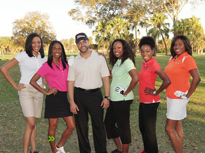 Women Of Color Golf Clinic