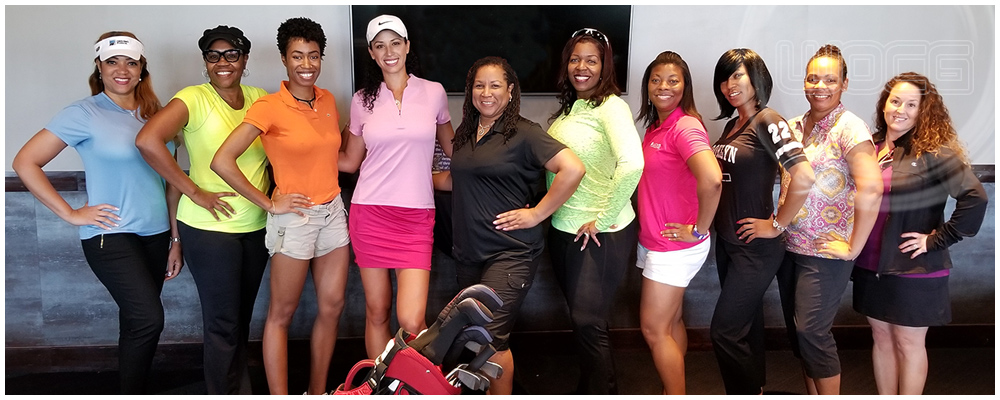 Women Of Color Golf